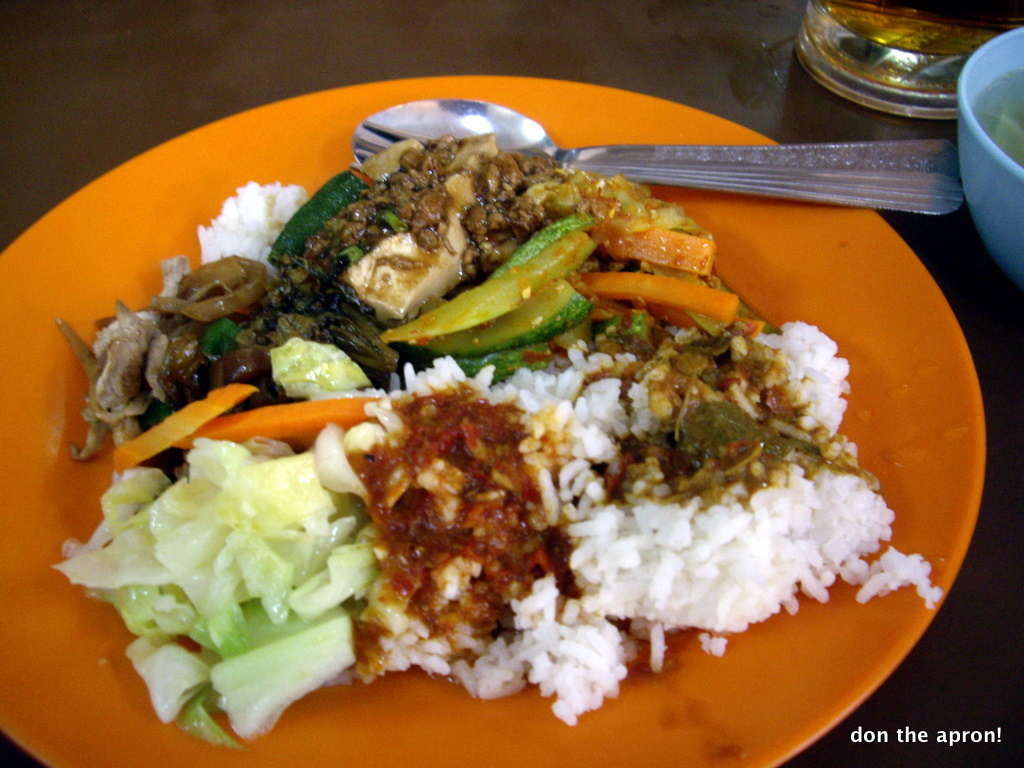 White apron malaysia - On